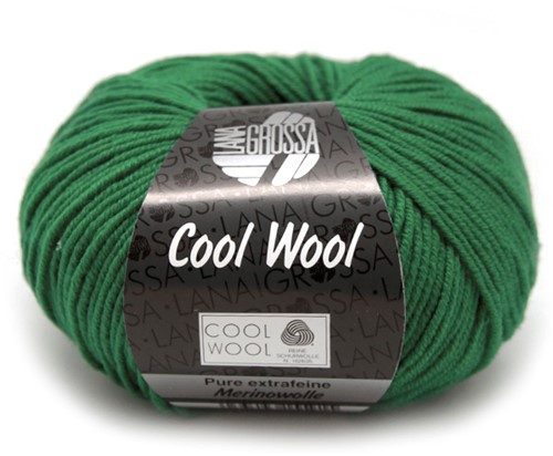 Lana Grossa Cool Wool 2017 Green