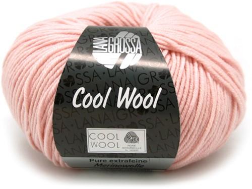 Lana Grossa Cool Wool 2018 Powder Rose