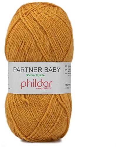 Phildar Partner Baby 2019 Gold