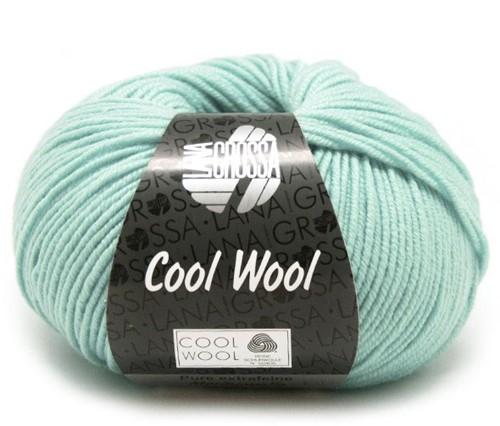 Lana Grossa Cool Wool 2020 Turquoise