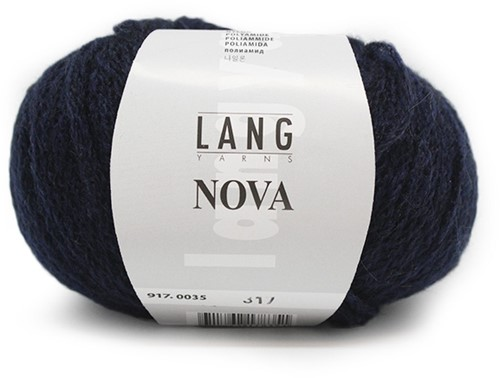 Nova Sweater Knit Kit 2 XL Marine