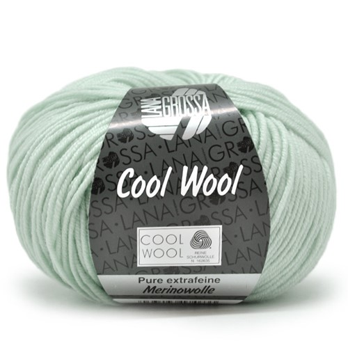 Lana Grossa Cool Wool 2030 Light Turquoise