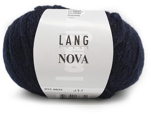 Nova Men Sweater Knit Kit 2 M Marine