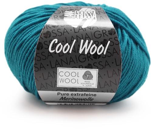 Lana Grossa Cool Wool 2036 Azure Blue