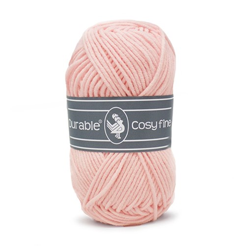 Durable Cosy Fine 203 Light Pink