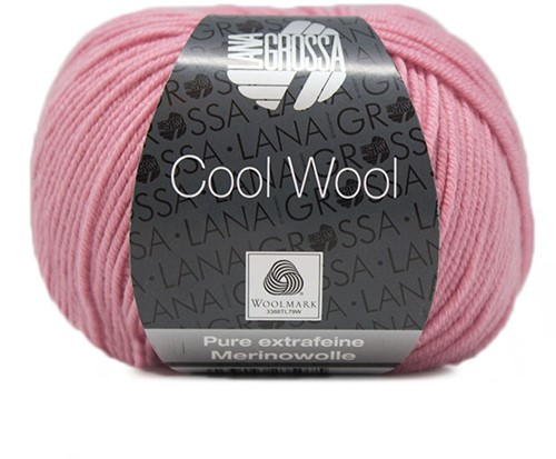 Lana Grossa Cool Wool 2045 Antique Pink
