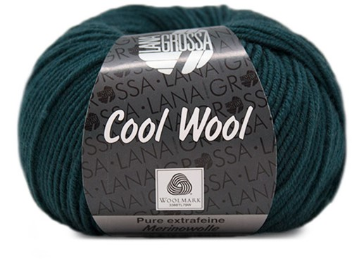 Lana Grossa Cool Wool 2050 Dark Petrol