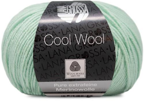 Lana Grossa Cool Wool 2056 Pastel Turquoise