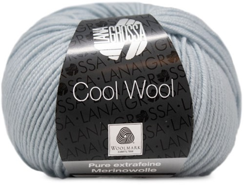 Lana Grossa Cool Wool 2057 Pastel Blue