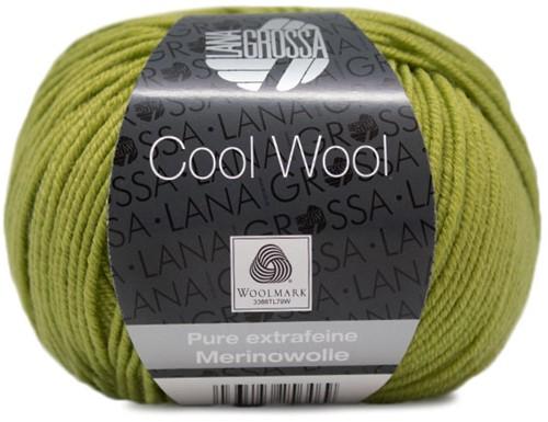 Lana Grossa Cool Wool 2063 Kiwi Green