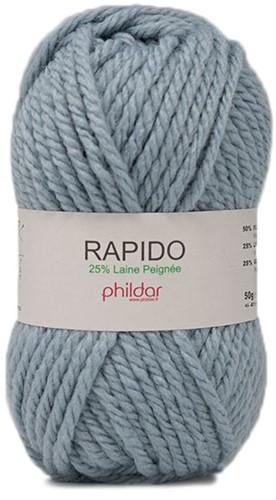 Phildar Rapido 2074 Jeans Bleached