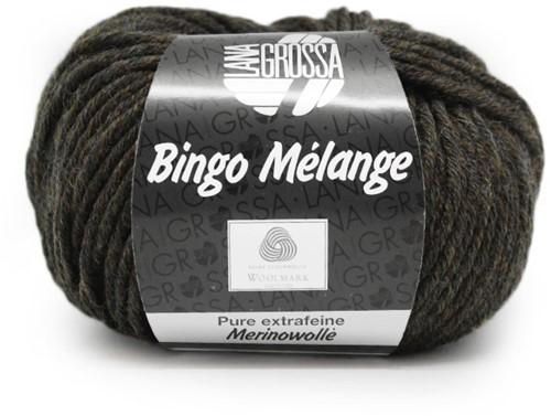 Lana Grossa Bingo Melange 207 Mudder Mottled
