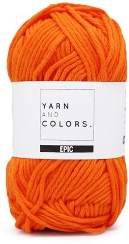 Yarn and Colors Epic 020 Orange