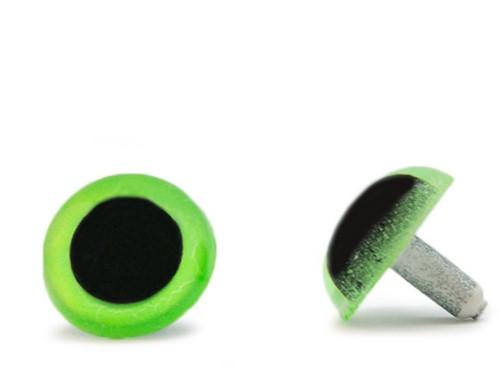 Safety Eyes Green 20mm per pair