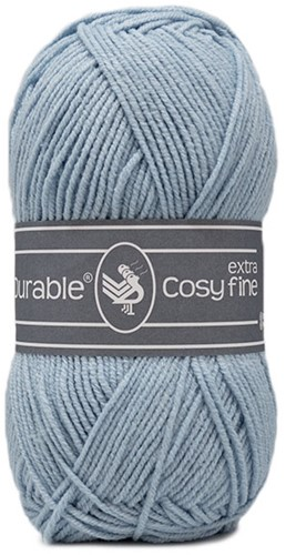 Durable Cosy Extra Fine 2124 Baby Blue