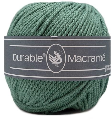 Durable Macramé 2133 Dark Mint