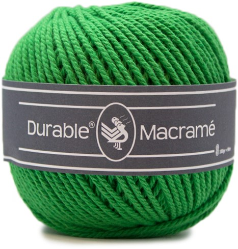 Durable Macramé 2147 Bright-Green