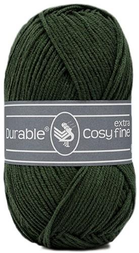 Durable Cosy Extra Fine 2149 Dark Olive