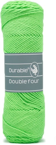 Durable Double Four 2155 Apple Green