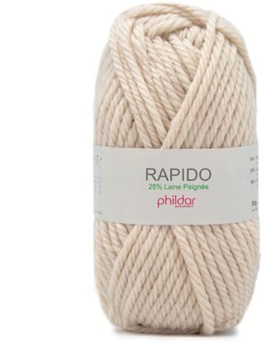 Phildar Rapido 2167 Sable