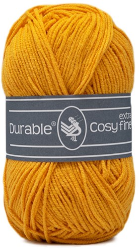 Durable Cosy Extra Fine 2179 Honey
