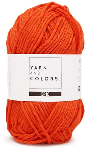 Yarn and Colors Epic 021 Sunset