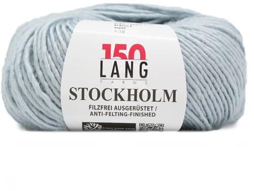 Lang Yarns Stockholm 21 Light Blue