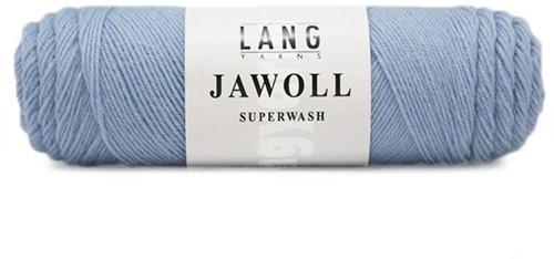 Lang Yarns Jawoll Superwash 220 Light Blue