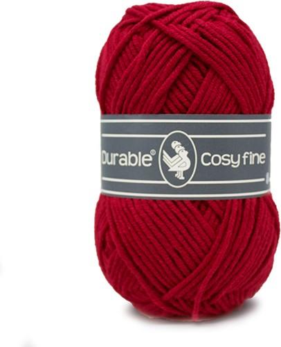 Durable Cosy Fine 222 Bordeaux