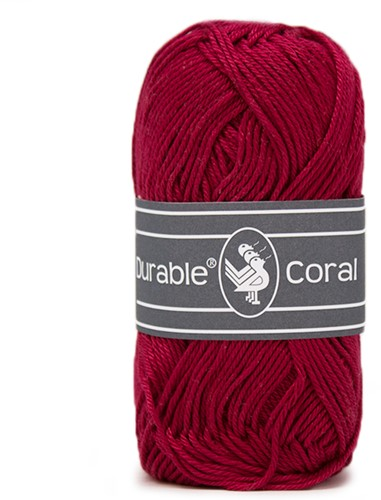 Durable Coral 222 Bordeaux