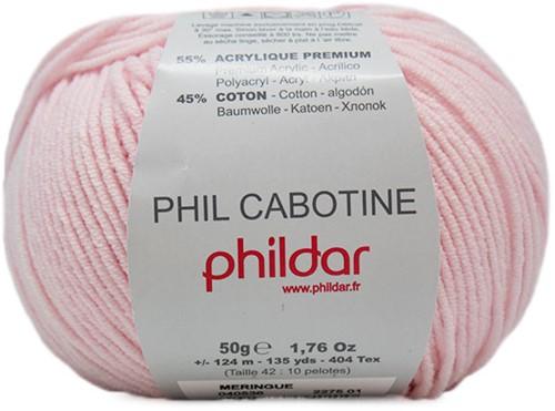 Phildar Phil Cabotine 2275 Meringue