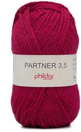 Phildar Partner 3.5 2275 Framboise
