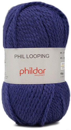 Phildar Phil Looping 2297 Outremer