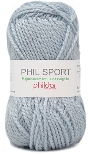 Phildar Phil Sport 2297 Ciel