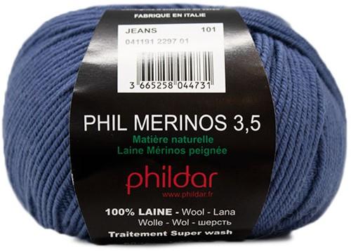 Phildar Phil Merinos 3.5 2297 Jeans