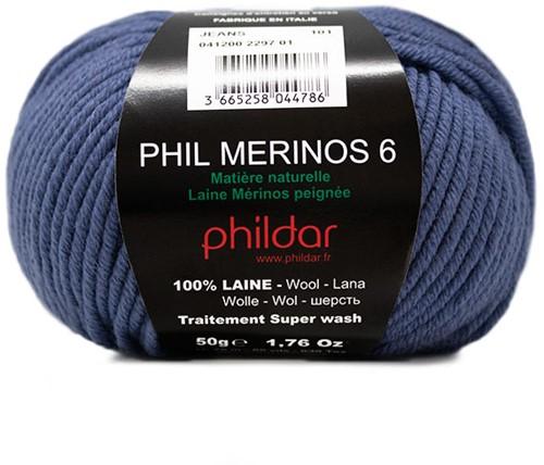Phildar Phil Merinos 6 2297 Jeans