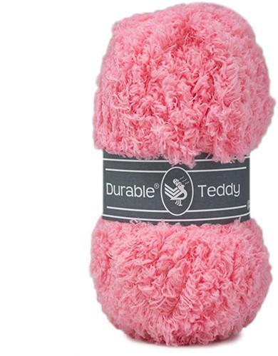 Durable Teddy 229 Flamingo pink