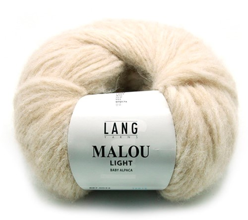 Lang Yarns Malou Light 22 Sand