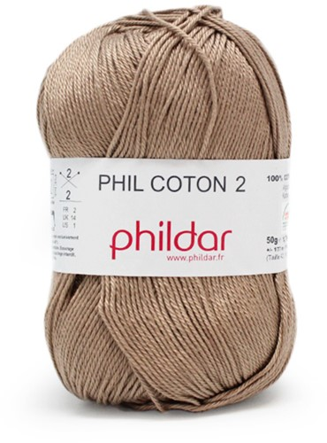 Phildar Phil Coton 2 1264 Chanvre