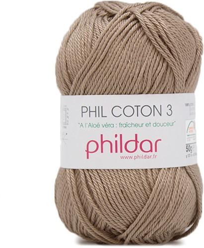Phildar Phil Coton 3 1264 Chanvre