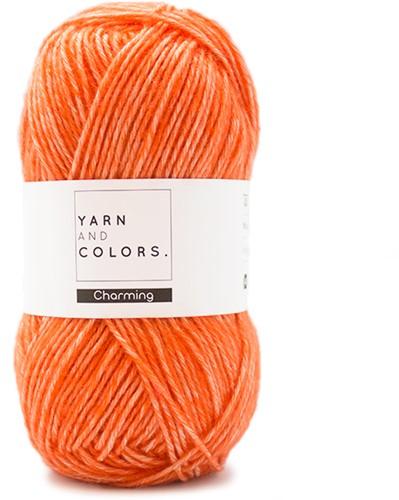 Yarn and Colors Charming 022 Fiery Orange