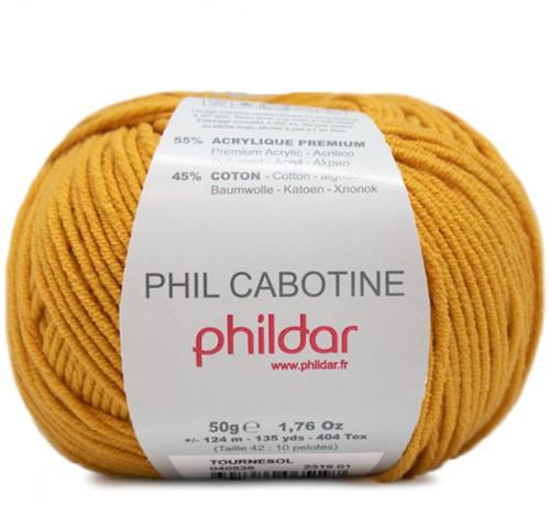 Phildar Phil Cabotine 2319 Tournesol