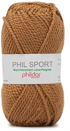 Phildar Phil Sport 2333 Caramel
