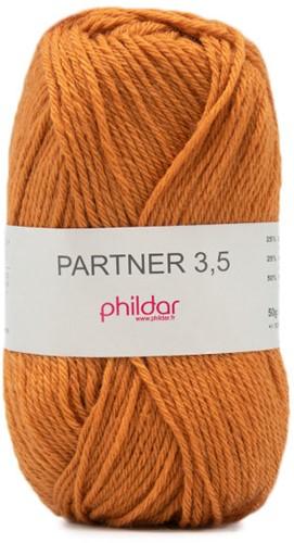 Phildar Partner 3.5 2333 Cognac