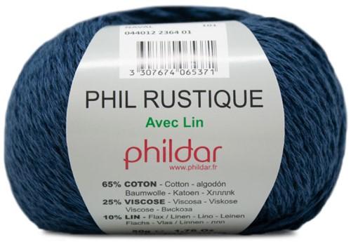 Phildar Phil Rustique 2364 Naval