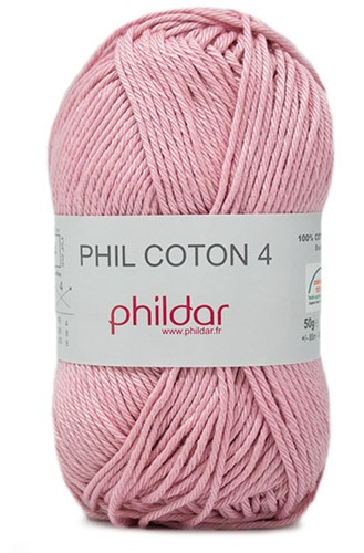 Phildar Phil Coton 4 2384 Dragée
