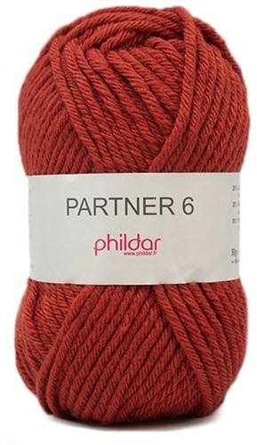 Phildar Partner 6 2396 Potiron