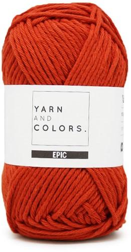 Yarn and Colors Epic 023 Brick