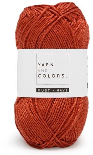 Yarn and Colors Must-have 023 Brick
