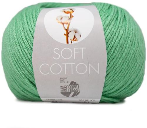 Lana Grossa Soft Cotton 023 Light Green